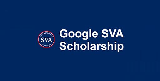 Google Student Veterans of America Scholarship