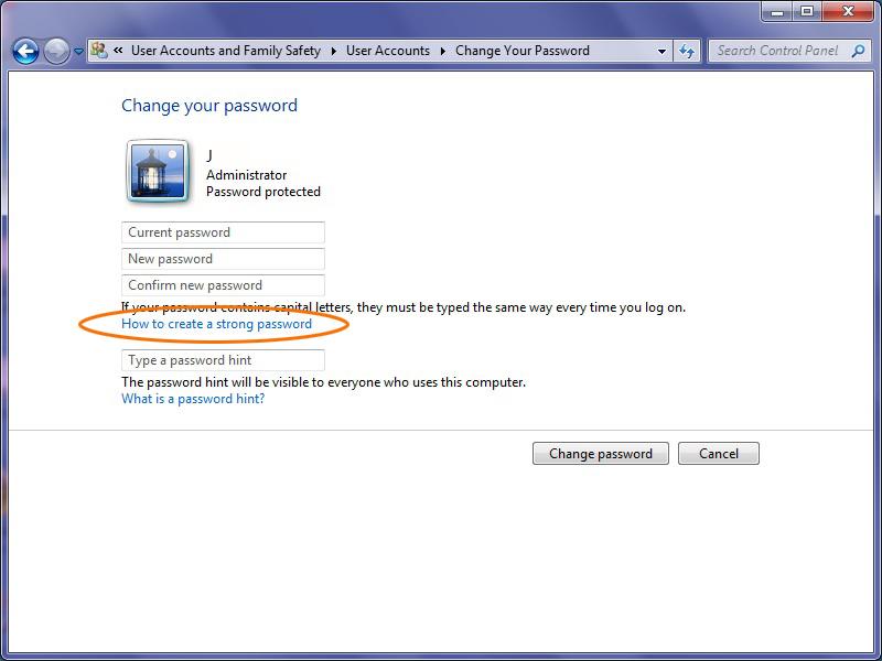 Hopefully) Helpful Hint: Creating Hard-to-Crack Passwords | POP