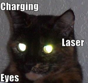 lasereyes