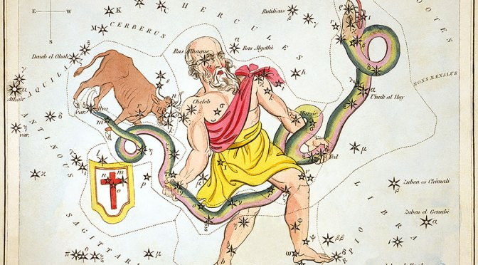 PTJ 206: The Age of Ophiuchus