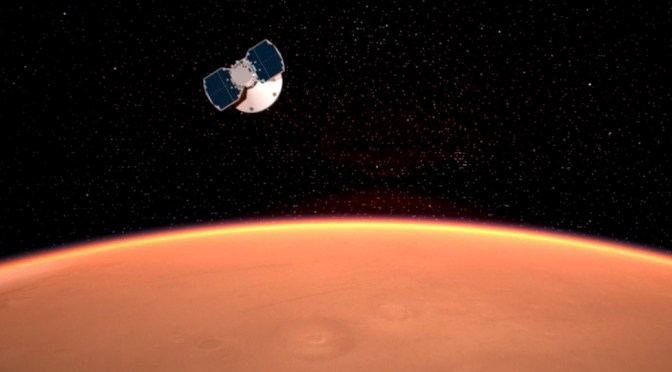 PTJ 293: Mars, In Sight!
