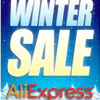 Aliexpress Winter Sale Electronics $40 Coupon Code 1