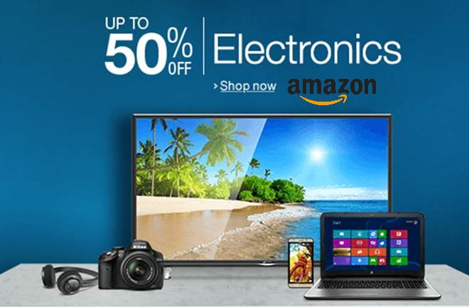 Amazon Electronics Coupon Code Up To 70% OFF