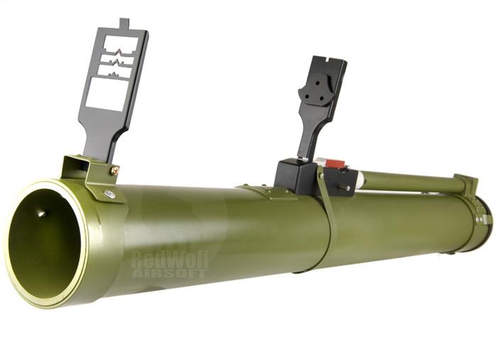 Gamma RPG-26 Aglen Anti-Tank Rocket Launcher