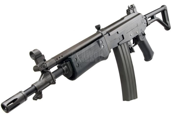 King Arms GALIL SAR Non-blowback Version
