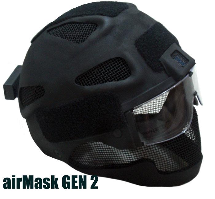 airMask Gen2F  Gen2G Helmet  Mask System  Popular