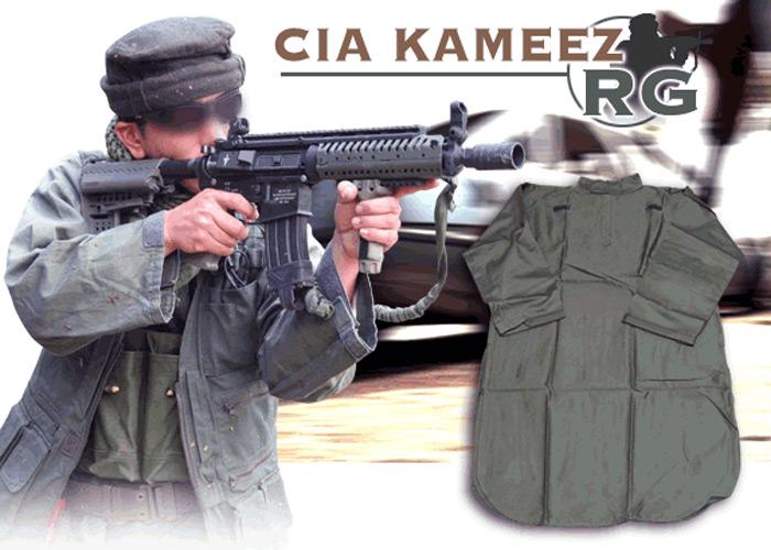 Asuka CIA Kameez RG