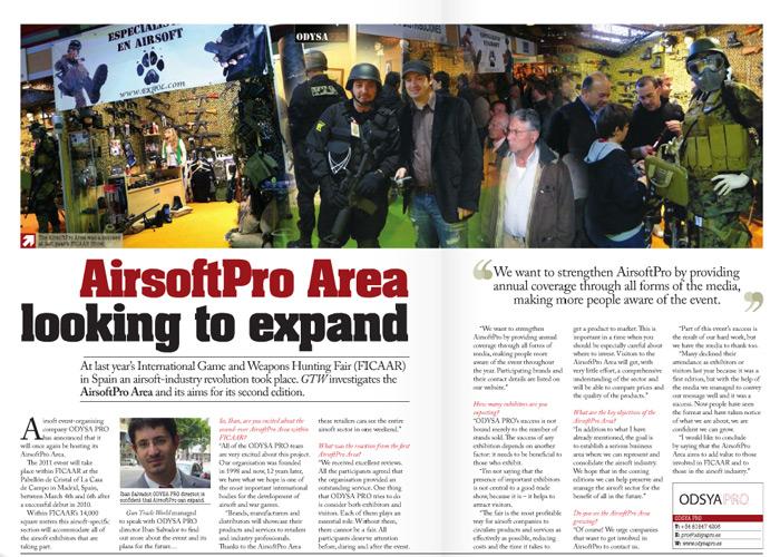 Odysa Pro Gun Trade Interview