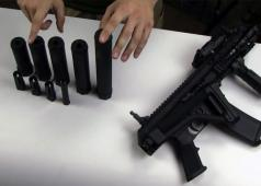 People Airsoft MadBull Surefire Suppressors Overview