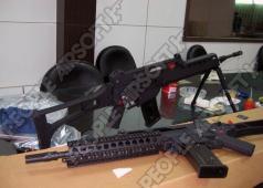 WE G39K & G39C RAS