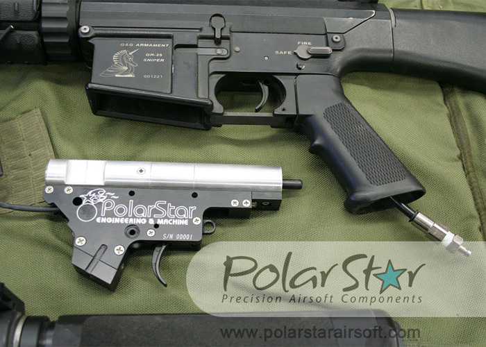 PolarStar HPA Gearbox Replacement Official 01