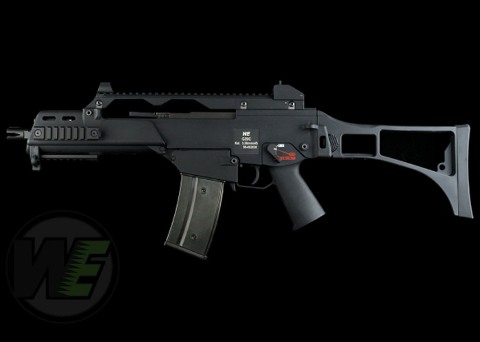 WE G39C GBB Official Photo 01