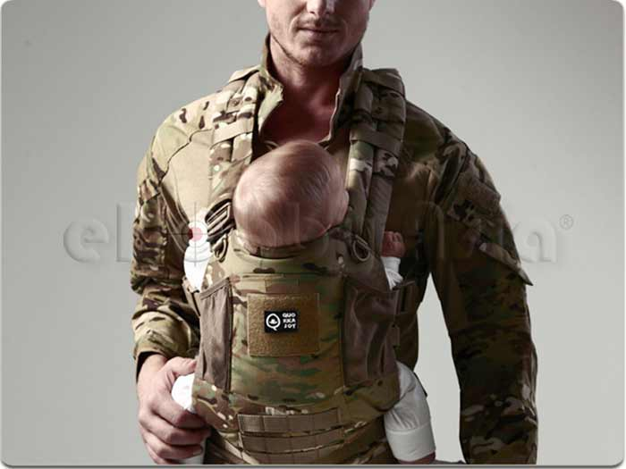 Quokkajoy Tactical Baby Carrier at eHobby Asia  Popular