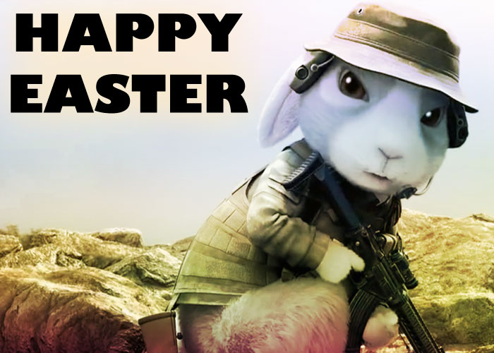 Its Time For An Easter Break Happy Easter Operators  Popular Airsoft