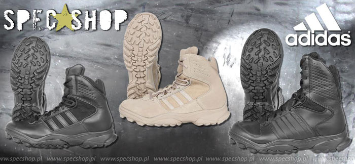 Adidas Tactical Boots Now at Specshoppl  Popular Airsoft