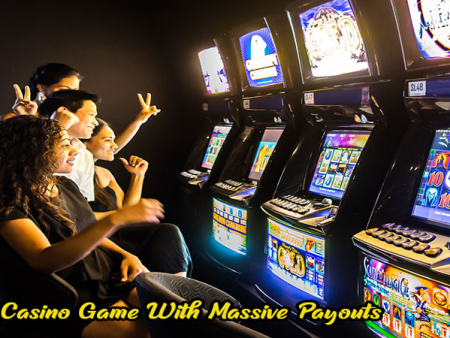 Top Online Casino Game With Massive Payouts