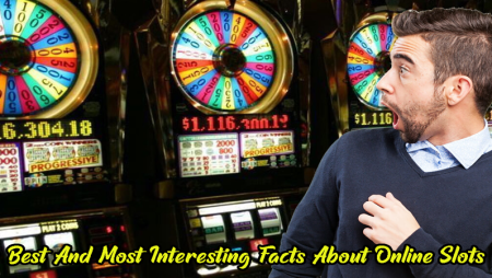 The Best And Most Interesting Facts About Online Slots Sites