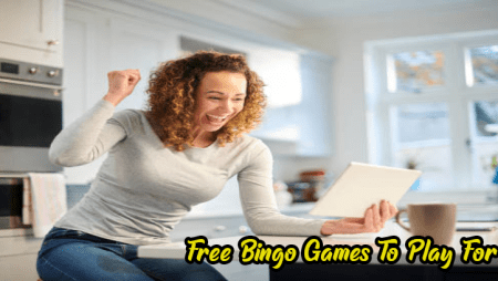 Free Bingo Games To Play For Fun