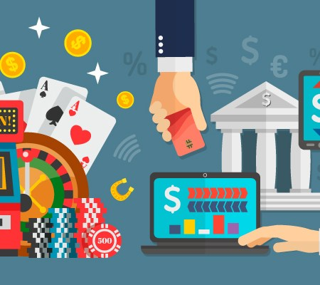 Most commonly used withdrawal methods in online casinos