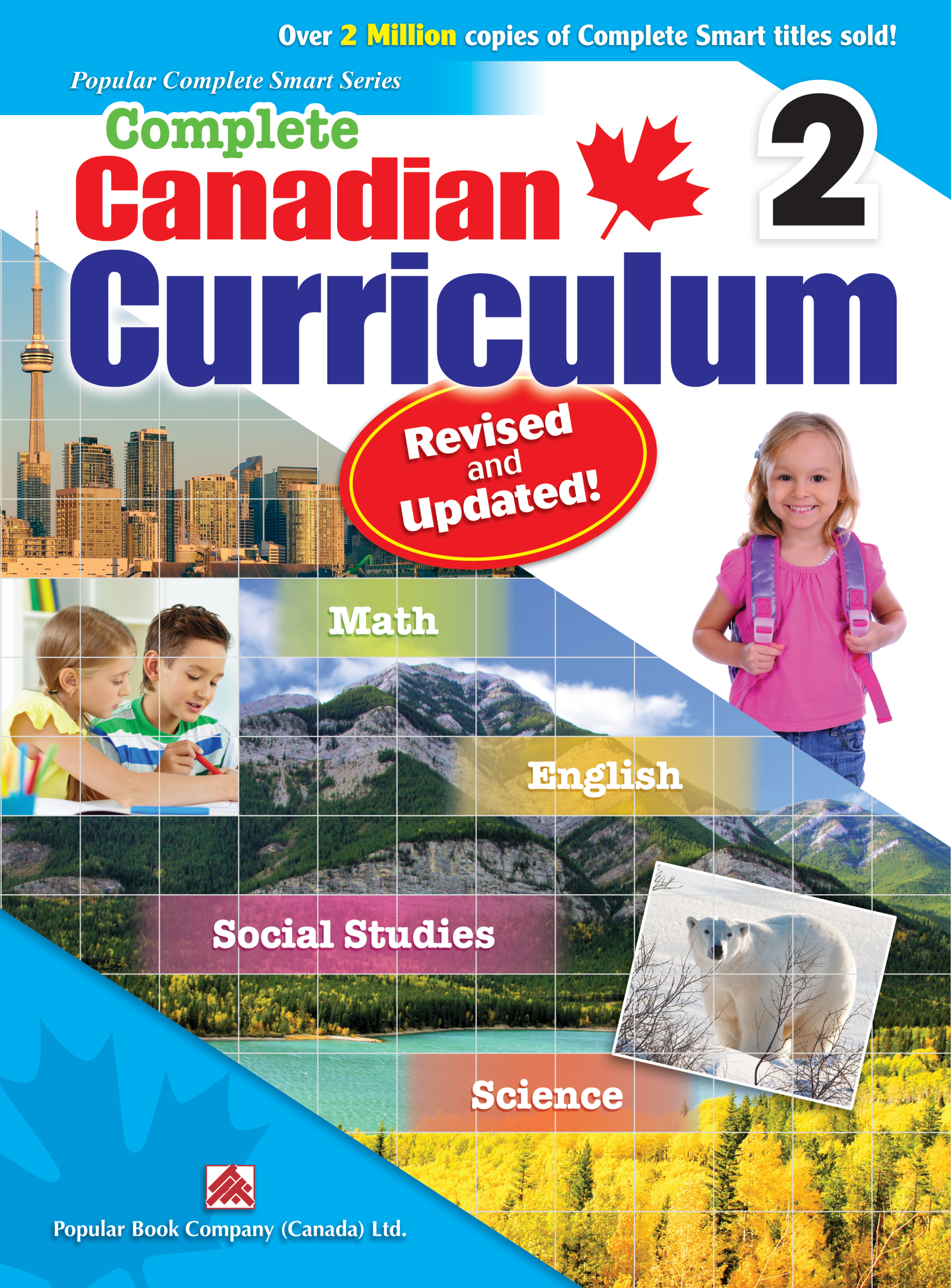 hight resolution of Complete Canadian Curriculum (Revised and Updated) Grade 2 Book - All