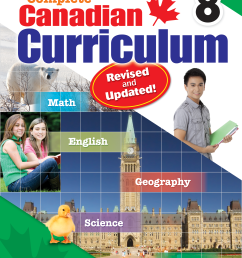 Complete Canadian Curriculum (Revised and Updated) Grade 8 Book - All [ 3379 x 2495 Pixel ]