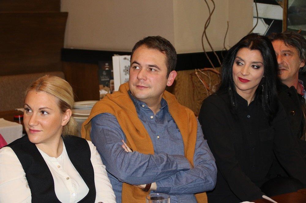 На појадок со новинарите Тајфата на Коки ги претстави новите проекти и идеи (ВИДЕО)
