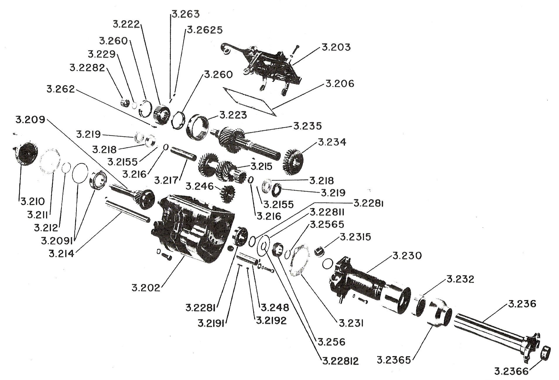 4l60e Transmission Schematics