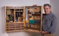 Woodshop Tool Cabinets Plans DIY Free Download free ...