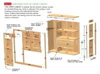 Hoosier Cabinet - Popular Woodworking Magazine