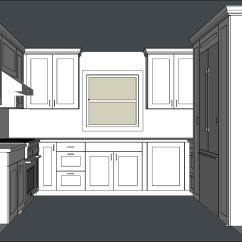 Easy Kitchen Design Software Free Download Aid Mixers Designing Cabinets With Sketchup Popular