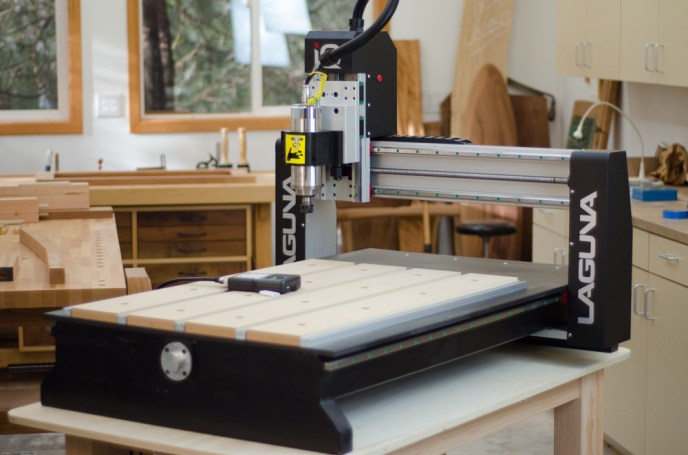 Small Shop CNC: A Class of Machines Designed to Fit
