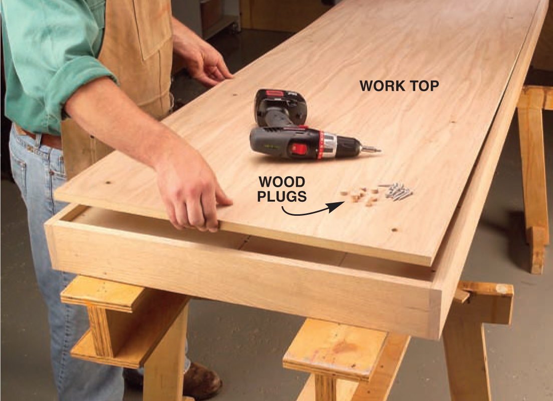 Best Woodworking Assembly Table