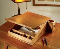 Writing Desk Construction, Most Popular Exotic Woods