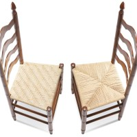 Traditional Woven Chair Seats - Popular Woodworking Magazine