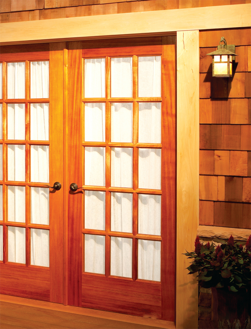 Build Your Own French Doors