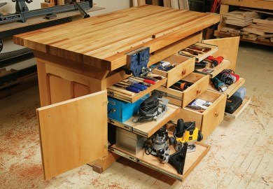 Free Workbench Plans And Diy Designs Thebalance