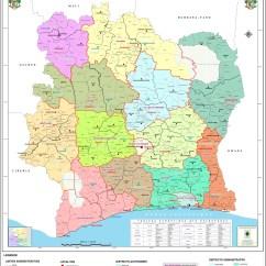 Sofaco Cote D Ivoire Leather Sofa Wood Legs Côte 39ivoire Administrative  Carte Populationdata