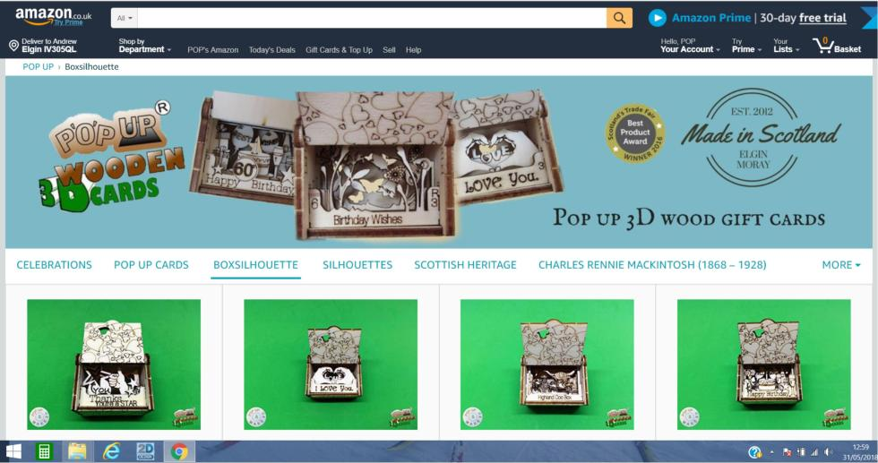 amazon-1024x540 - Pop UPs Now on Amazon and Video Advertising as well!
