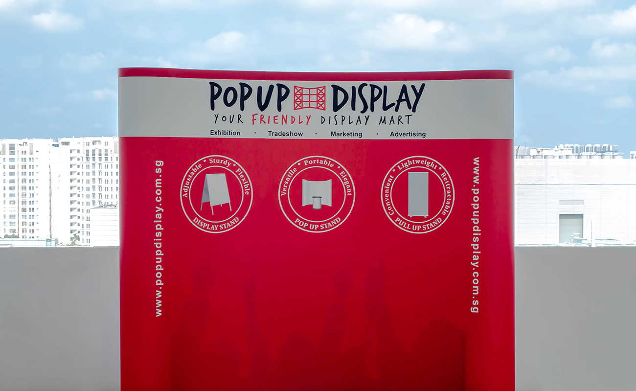 Pop Up Display Design