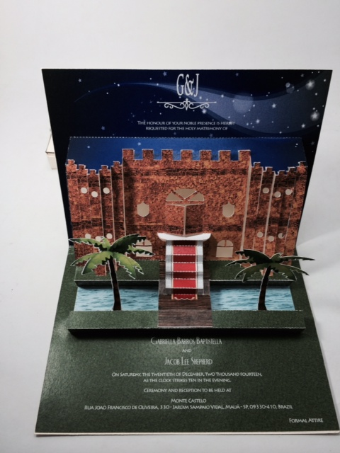 pictures of wedding invitations
