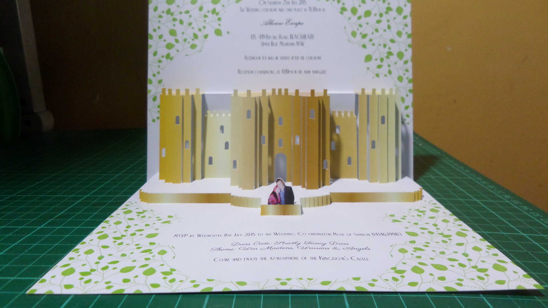 Wedding Pop Up Invitations  Pop Up Occasions