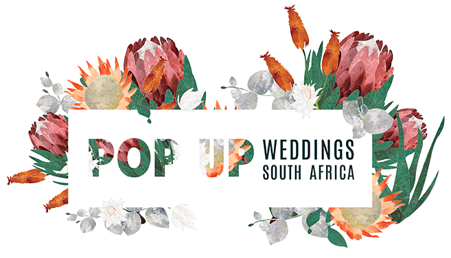 Popup Wedding South Africa