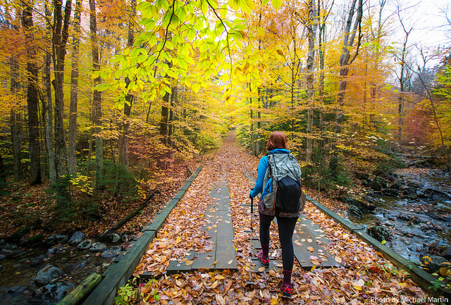 Fall Foliage Hiking Picks from the authors of AMCs Best