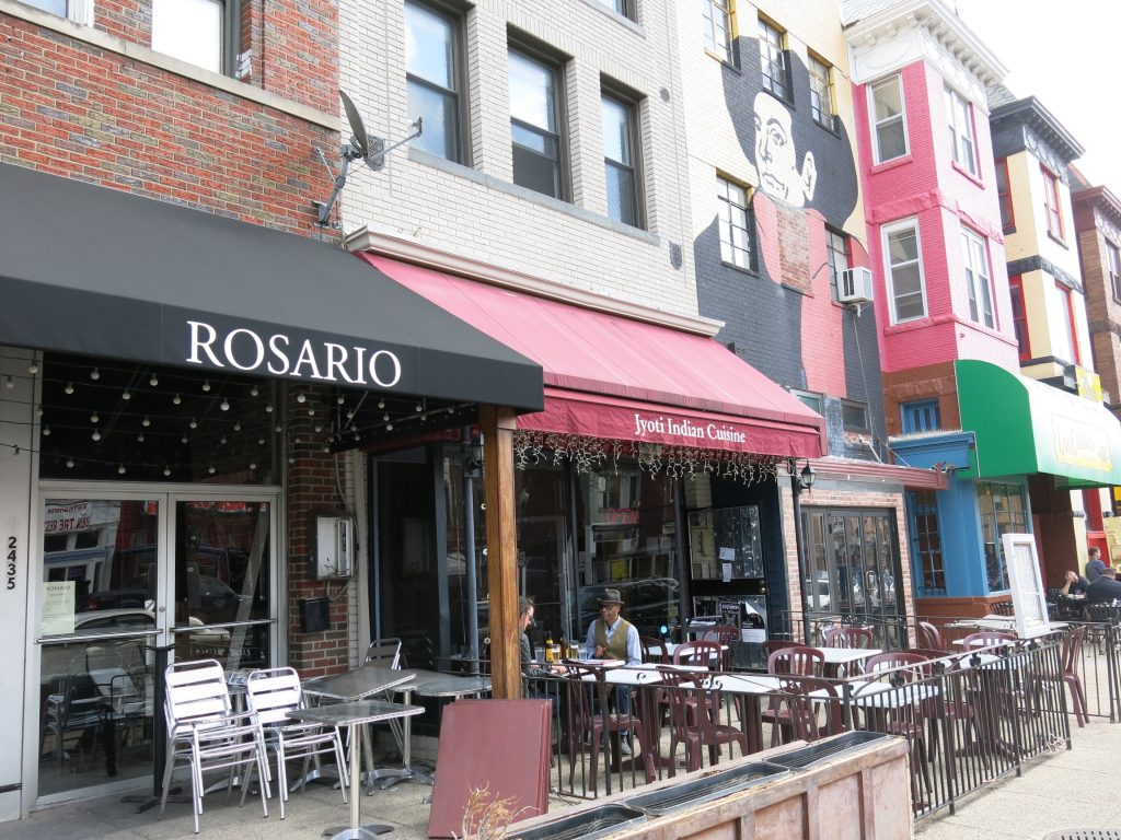 Italian Restaurant Rosario from Chef Logan McGear now