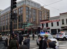 Another Major Police Presence on H Street, NE   PoPville
