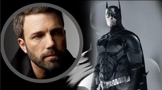 Ben Affleck Batman Weight Training