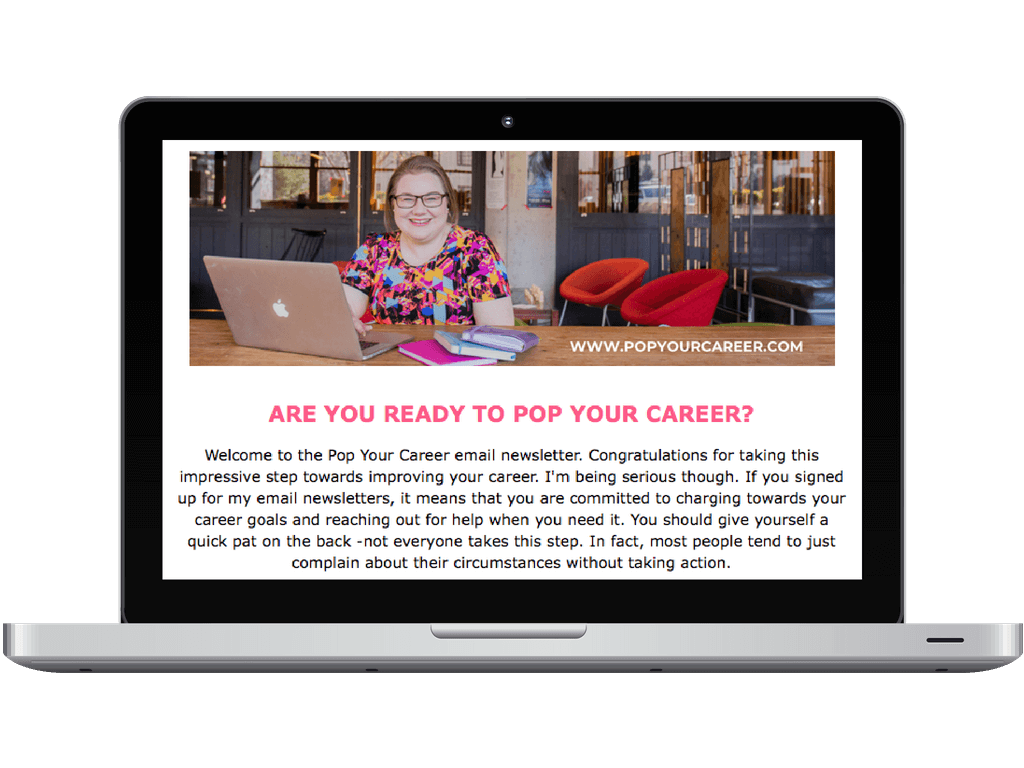 Pop Your Career Newsletter Updates - Pop Your Career Canberra Career Coach and Resume Writer Canberra