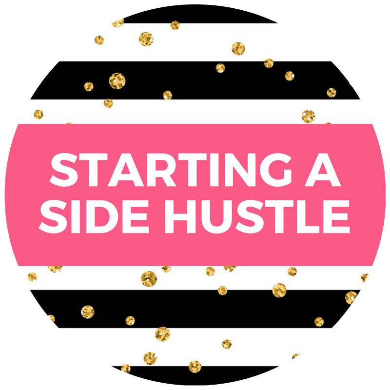 Pop Your Career - Starting a Side Hustle - Canberra Career Coach and Resume Writer