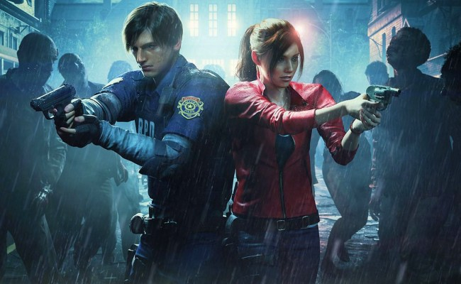 Resident Evil 2 2019 Game Reviews Popzara Press