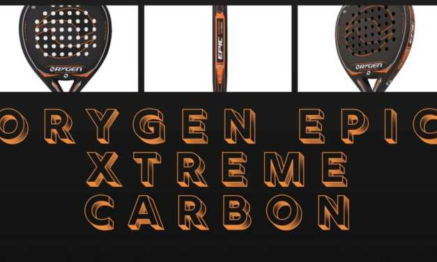 Review Por4Padel: Orygen Epic Xtreme Carbon